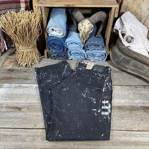 Levi's Men's 569 Loose Denim Jeans Size 32x34 NWT
